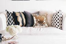 Pillows / by Aubree Seaman