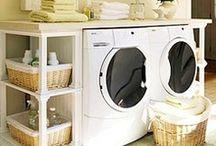 Home: Laundry / by Maegan Hency