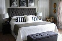Home: Master Bedroom / by Maegan Hency