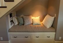 Home: Entry Ways & Nooks / by Maegan Hency