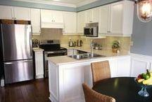 kitchen remodel / by Robyn Joyner
