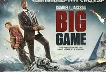 Big Game / Bits and bobs to do with Big Game