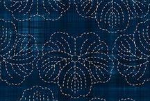 Sashiko / Japanese embroidery