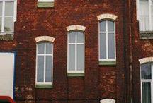 {facades} / by Kelsey Hanson