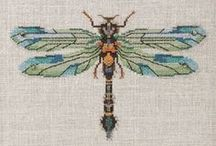 Needlework Bugs and Butterflies / by Elisabeth Ames