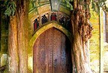 Doors/Gates/Shutters / by Elisabeth Ames