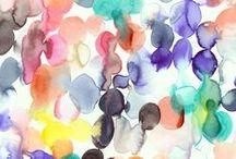 Watercolor. / watercolor art
