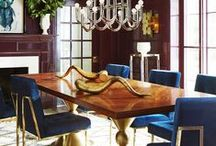 Dining Rooms / Dining room ideas. / by Jonathan Adler