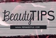 Beauty Tips / Beauty, skincare and makeup tips for girls and women of all ages. Healthy and beauty tips you should know.