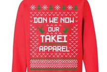 "Holiday Gifts / Spread some ""Oh Myyy"" cheer this holiday season. / by George Takei"