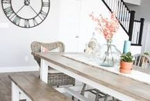 Home + Decor / General ideas for the house, not limited to a certain room, home decor