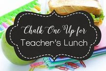 SCHOOL LUNCH Ideas / lunch, school lunch, lunch for teachers, teacher lunch, education, what's for lunch