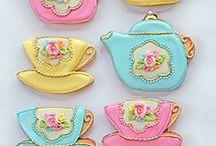 Vintage Tea Party Ideas / vintage tea party ideas
