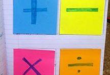 Math Ideas / by Soni McClelland
