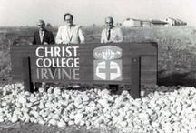 Blast from the Past / Take a look at Concordia University Irvine over the years. / by Concordia University Irvine