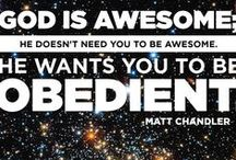 Quotes / A collection of helpful Christian quotes. / by Tim Challies