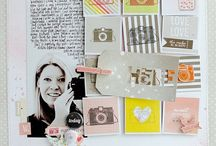scrapbook / by Mint Green with Envy