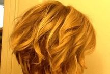 Hair  / by Rebecca Toto