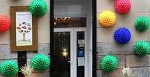 DecorAcción / La fiesta de la decoración en la calle. El Barrio de las Letras (Madrid) se viste de diseño e interiorismo. Del 7 al 10 de junio de 2018