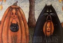Halloween / by Candace Murdock