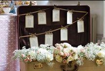 Vintage wedding love