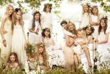 Kate Moss Wedding Flowers  / I love Kate Moss Wedding the flowers, dress, style