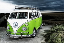 VW Vans, Busses et al! / Iconic mode of transport for trips to the beach, wedding, work, holiday, skiing..............!