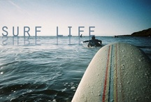 It's a surf life