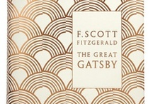 The Great Gatsby / This board is inspired by The Great Gatsby, a novel by F. Scott Fitzgerald set in 1922, in the swing of the Roaring Twenties.