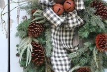 Guirlandas/ Wreath's