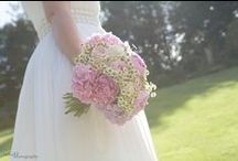 Hydrangea wedding flowers  / At Blush Rose Manchester Exclusive Wedding Flowers we bring you our chic Hydrangea collection www.blushrose.co.uk photography by Elanza Photography in Cheshire