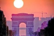 Paris / by Carly Chrisco