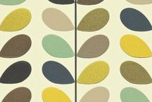 Pattern / My two favourite pattern designers, Lucienne Day and Orla Kiely