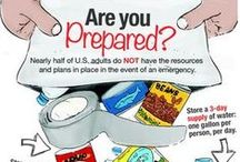 Emergency Kit / Be prepared for any type of emergency with your #emergencykit  Visit www.ready.gov for more information.  / by Concordia University Irvine