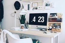 work space / office