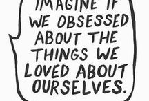 Inspiration + Quotes / Quotes, words, and inspiring sayings