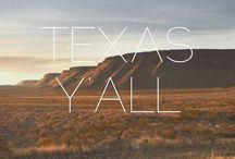I ❤️ TEXAS / Around TX
