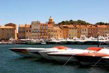 Saint-Tropez / Beautiful destination... Voyage au cœur du plus célèbre des villages français!