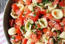 Clean Italian Eats / Incorporating traditional pasta into a healthy lifestyle!