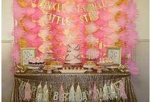 Star Party Ideas / Twinkle Twinkle Little Star Party Ideas