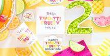 Fruit Party Ideas / Fruit party ideas