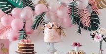 Tropical Party Ideas / Tropical party ideas