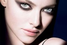 Various makeup looks / Inspirational board full of creative and beautiful makeup looks as well as red carpet, editorial and bridal makeup