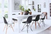 H&O&M&E / Scandinavian style. So simple and gorgeous. http://whiteblack-amorwanilja.blogspot.fi/