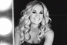 carrie underwood  / by Bethany Whaley