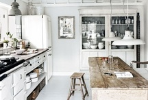 Spaces I love - kitchens