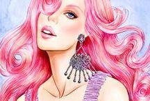 My Illustrations / http://sunnygu.com