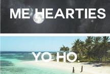 drink up me hearties yo ho <3 / by Teia Lima