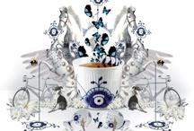 Royal Copenhagen / by GreyBrownDesign .