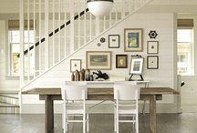 Dining Rooms / by Marty Kimmel